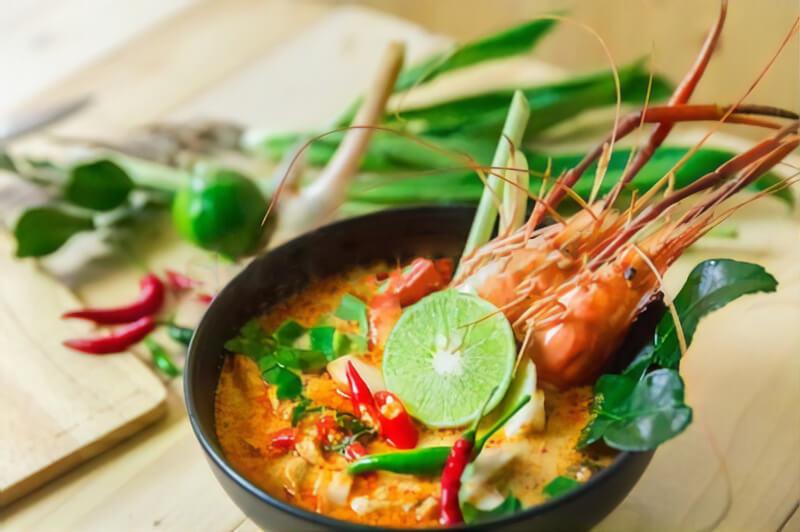Kuchnia Tajska Różnorodność I Harmonia Smaków